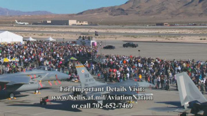 Nellis AFB Open House PSA 2012 (10sec)