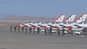 Nellis AFB Open House PSA 2012 (60sec)