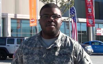 Sgt. Ronnie Williams