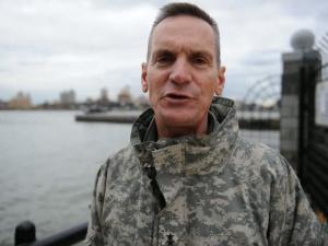 Hurricane Sandy: Army Maj. Gen. Patrick Murphy, adjutant general, N.Y. National Guard