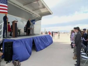 Nellis AFB Hosts Aviation Nation 2012