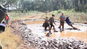 MCLB Albany Hosts First Mud Run