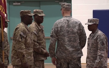Fort Lee Soldiers Return from Afghanistan Deployment