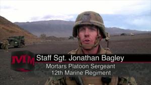 "Mortar Marines ""make it rain"" at Hawaii Training Area"