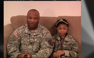 Soldiers Grant 10-Year-Old's Wish