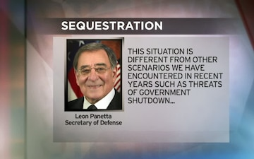 Panetta: Careful Thought Before Sequestration