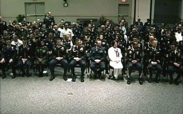 Equal Opportunity Advisor Course, Class 13-1 Graduation Ceremony