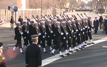 2013 Presidential Inauguration Parade