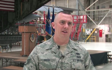 Missouri Airman Receives Purple Heart