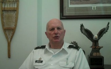 Personal Message from CH (BG) Ray Bailey, Deputy Chief of Chaplains