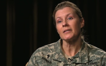Female Chaplains in the U.S. Army