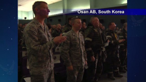 Air Force Report: ALS Graduation