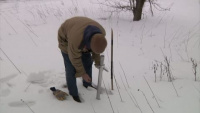 Corps of Engineers Conducts Snow Surveys in Minnesota