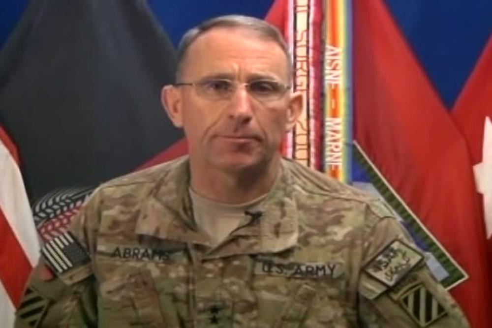 DVIDS - Video - Maj. Gen. Robert Abrams
