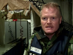 Major Brad Reyman Ensures Airmen are Ready to Any Eventuality (Without Graphics)