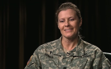 CH (LTC) Julie Rowan discusses her journey as an Army Chaplain