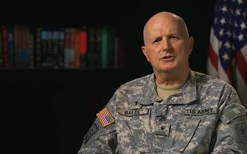 Chaplain (BG) Bailey on providing relevant religious leadership to our Army