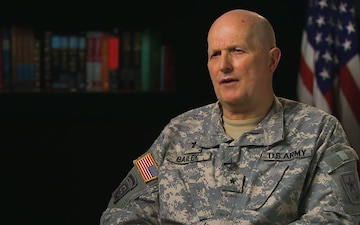 Chaplain (BG) Bailey on providing religious support to today's Soldiers
