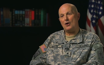 Chaplain (BG) Bailey Discusses the Key Messages From Our Army's Leaders