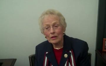 Korean War POW Wife Ruth Canaan