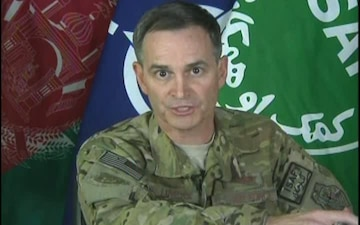 Press Briefing with Maj. Gen. Polumbo