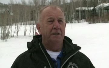 National Disabled Veterans Winter Sports Clinic: Larry Polzin Interview
