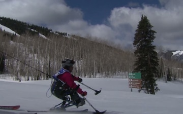 National Disabled Veterans Winter Sports Clinic: Desiree Emillio Duverge