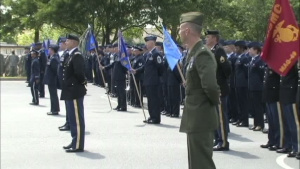 Band of the Air Force Retreat Ceremony Overview