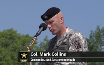 530th CSSB Closes Shop