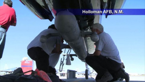 Air Force Report: Jamming Pods