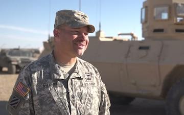 Alaska Army National Guardsmen Conduct Combat Training in Idaho