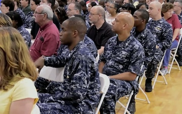 Navy Personnel Command: Vice Admiral Buskirk All Hands Call