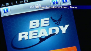 Air Force Report: Be Ready App