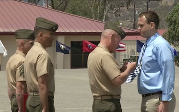 Kentucky Marine Awarded Silver Star for Leading Marines Through Heavy Combat