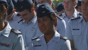 USAFA Change of Command