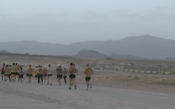 Soldier On Sand to Sand Charity Fun Run