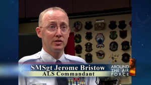 Around the Air Force: ALS Instructors