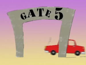 Kadena Gate 5 Spot