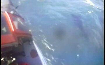 """Rescue from """"Kellan A"""" near Punta Gorda, CA"""
