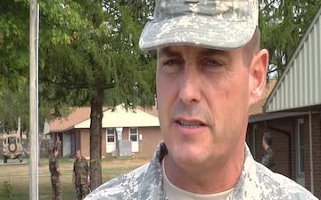 Brigadier General John W. Charlton Interview