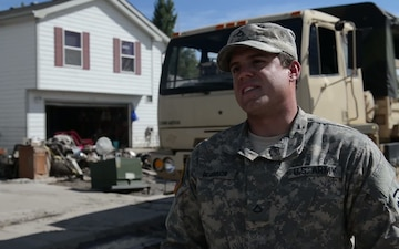 National Guard Flood Response