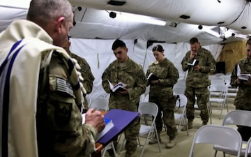 Religious Support and U.S. Army Chaplain Corps