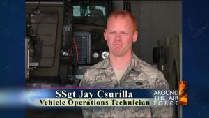 Around the Air Force - Oct. 15, Shutdown Pay Impact