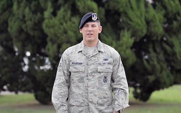 Airman 1st Class Cody Braaksma