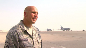 Air Force Report: First Sergeant Wagon