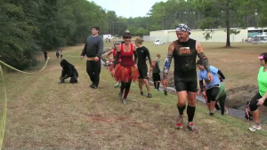 MCLB Albany Hosts Second Annual Dirty Devil Dog Mud Run