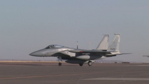 Final F-15 Flight for the 120th Fighter Wing