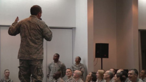 Air Force Report: Inspector General Visits Turkey
