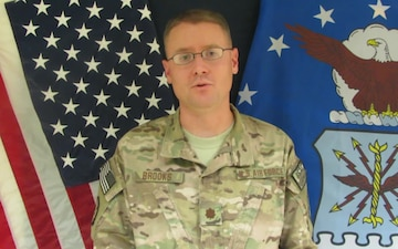 Maj. Aaron Brooks