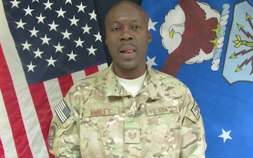 Tech. Sgt. Byron Smiley